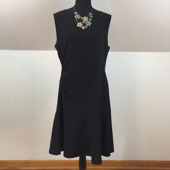 Karl Lagerfeld Dresses Paris Black Sleeveless Sheath Dress Poshmark